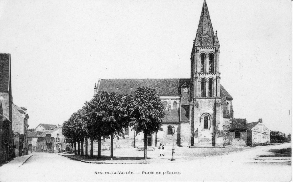 Eglise sud 2 avant 1904