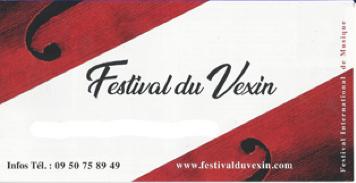 FESTIVAL DE MUSIQUE DU VEXIN